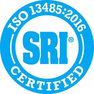 ISO 13485:2016 Certified Logo