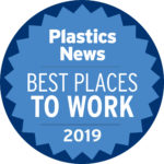 Plastics News 2019 Best Places to Work